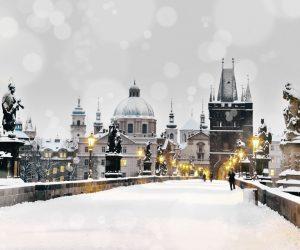 Avec son architecture sublime, Prague est une ville idéale pour passer un Noël de conte de fées.